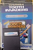 Tooth Invaders C64 Commodore 64 Modul (Modul, Manual, Box) (eng)