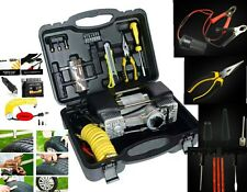 Heavy Duty 12v Portátil Doble Cilindro Compresor/Inflador de Neumáticos - 150psi-85LPM