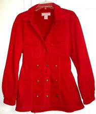 Women's Fall Winter JACKET COAT By Lady Hathaway~Red~Sz M~*Excellent**
