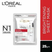 Micro-Essence Sheet Mask Revitalift Crystal From L'Oreal Paris, 25 gm - F Ship
