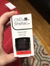 CND SHELLAC  UV Gel .25oz Multi-colors