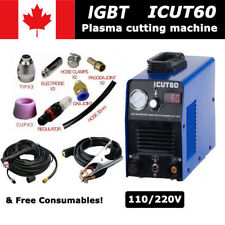 PLASMA CUTTER CUT60 IGBT INVERTER WELDING MACHINE DC Cutting power up to 16mm
