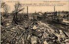 CPA France reconquise (1917) - Nesle (Somme) - Ce qui reste la Gare (514980)