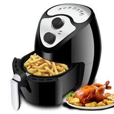 Friteuse électrique sans huile friteuse air chaud professionnelle BBQ frites
