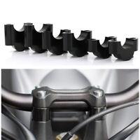 Motorcycle Billet Handlebar Bar Riser Clamp For Yamaha XJR 1200 VMX 12 Vmax