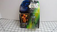 2-1B Medic Droid Star Wars 1996 Action Figure Hologram Green MOC