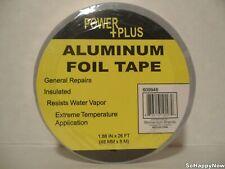 Aluminum High Temp Craft Tape Foil Heat Shield Exhaust Duct Hobby Model Repair