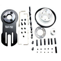 Vanpro Electric Skateboard Brushless Motor Mount Pulley wheel kit