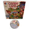 Candy Land Board Game MB 2004 Complete Unused Childrens Birthday Story CD