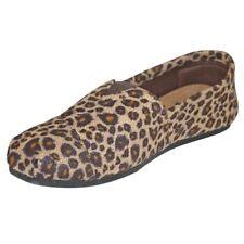 9833608a10e Women s Dawgs Exotic Kaymann Slip On Leopard Size 10  NBIIV-M2