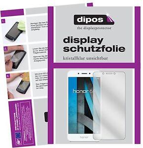 2x Schutzfolie für Huawei Honor 6A klar Displayschutzfolie Folie Display Schutz