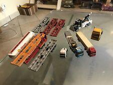majorette lot vehicules Routier Camion Et Remorque