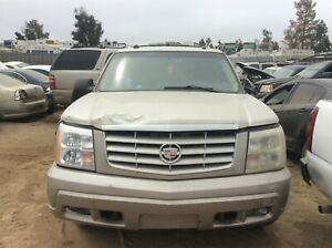 2002 - 2006 Cadillac Escalade Front Upper Grille with Emblem OEM