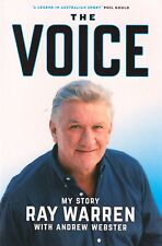 The Voice: My Story By Ray Warren (Memoir, Hardback, 2014)