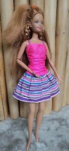 2002 Midge Barbie's Friend Redhair Freckles Soft Hair Articulated Elbows