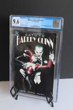 BATMAN HARLEY QUINN CGC 9.6 Iconic Alex Ross cover DC Comics 1999 Origin Story