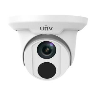 UNV IPC3614SR3 4MP Network IR Fixed 120dB WDR IP Network Turret Camera - White
