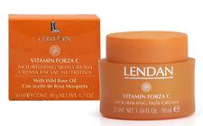 Crema facial nutritiva con vitamina C Lendan 50ml