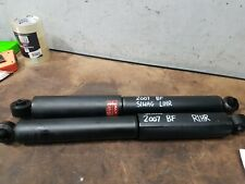 FORD BF FALCON WAGON REAR SHOCK ABSORBERS  SHOCKERS
