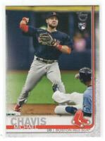 MICHAEL CHAVIS 2019 Topps Update Vintage Stock #170 SN#d 85/99 Rookie Card RC!!!