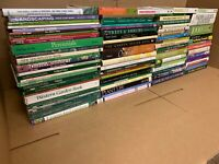 Lot of 10 Gardening Landscape Growing Trees Plant Fruit Flower Books RANDOM*MIX