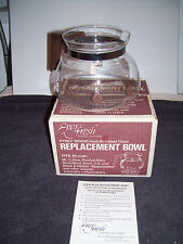 EVER FRESH 10-Cup Automatic Coffee Maker Replacement PYREX Glass Carafe NOS NIB