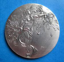 Médaille Artistique - Caisse d'Epargne - Cergy Pontoise - 1975