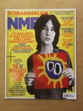NME FEBRUARY 5 2011 THE VACCINES BEYONCE OASIS LIL WAYNE LIBERTINES STOOGES
