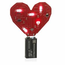 LED Heart Light Valentines Day Gift Battery Powered