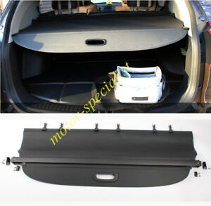 Car Rear Trunk Cargo Cover Security Shield Shade Fit For Ford Explorer 2011-2019