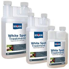 More details for bermuda white spot treatment pond water treatment fish koi parasite whitespot