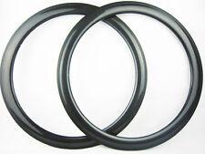 Carbon Road Bicycles Rim 50mm Tubular Bike Rim 20.5mm Width 700C Track Rims