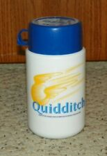 Harry Potter - Quidditch Lunch Box Thermos - White / Blue