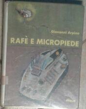Giovanni Arpino - RAFè E MICROPIEDE - EINAUDI - 1965 - M