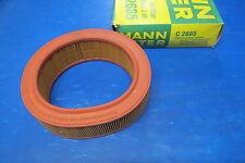 Filtre à air Mann Filter pour: Ford: Granada 2.8 Berline et Break 77->85
