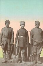 Russia, 3 Peasant Farmers,Costumes,c.1909