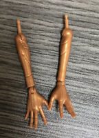 Monster High Replacement Parts Robecca Steam 1st. Wave- Left & Right Arms Hands