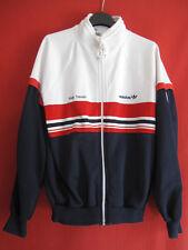 Veste Adidas Stade Français SF Paris Ventex 80'S Vintage Porté ? Rugby Jacket
