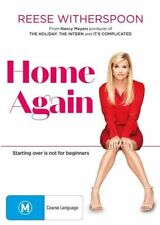 Home Again DVD R4 New & Sealed (Reese Witherspoon) 2017
