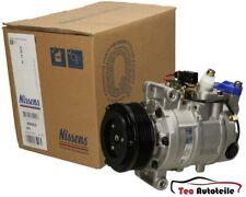 NISSENS Klimakompressor für AUDI A4 8K2 8E 8H A5 8T 8F7 1,8 TFSI 2,0 2,7 3,0 TDI