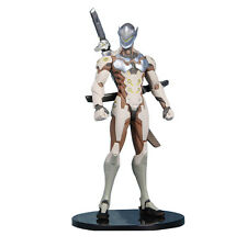 "10"" OverWatch Genji Death Blossom Action Figures Model Decoration PVC Gifts Toy"