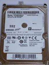 Samsung st500lm016 hn-m500xbb | p/n: c7672-g12a-ac81x | 03.2012 | 500gb #592
