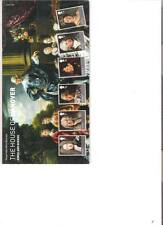 2011 ROYAL MAIL PRESENTATION PACK KINGS & QUEENS HOUSE OF HANOVER + M/S