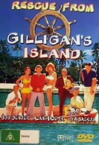 RESCUE FROM GILLIGANS ISLAND - NEW & SEALED DVD - FREE LOCAL POST