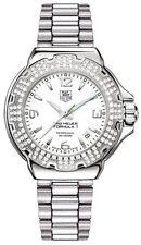 ORIGINAL TAG HEUER FORMULA 1 WAC1215.BA0852 DIAMOND LADIES SWISS QUARTZ WATCH