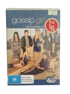 Gossip Girl : Season 3 DVD