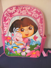 Disney ~Full Size~Pink DORA THE EXPLORER BACKPACK~NWT