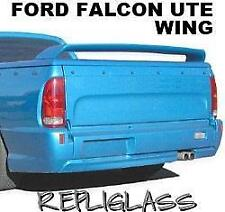 FORD FALCON BA - BF XR6 XR8 UTE HARD COVER WING SPOILER