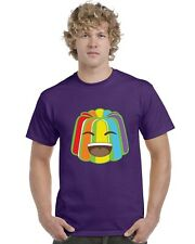 Multicoloured Jelly Kids T-Shirt YouTube YouTuber Tee Top Gaming Gamer