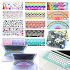 Flexible Silicon Decal Keyboard Cover Keypad Skin for Mac Macbook Air Pro 13 15